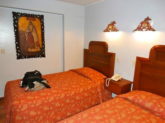 Hotel Munay Wasi: chambre