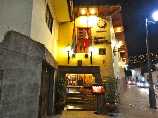 Hotel Munay Wasi: façade hôtel
