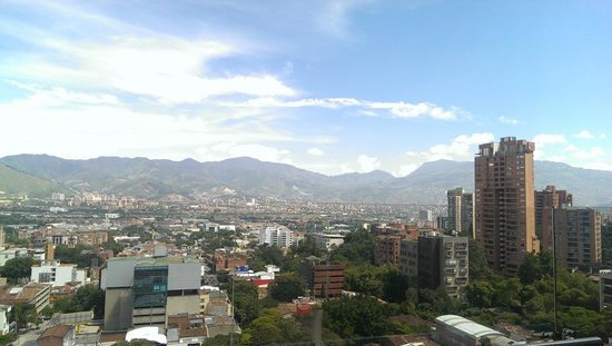 Diez Hotel Categoria Colombia: View from the bedroom
