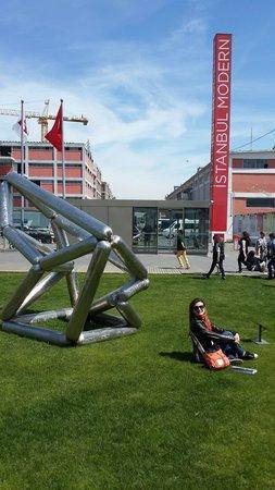 Musée d'art moderne d'Istanbul : Olmazsa olmaz!  :)