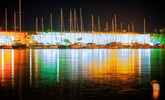 Lenaki: Kos Town Harbour