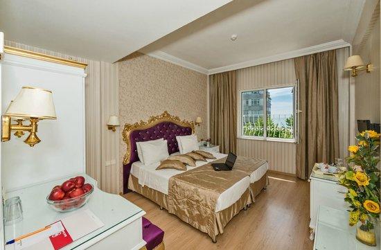Santa Sophia Hotel : Franch Bed Room