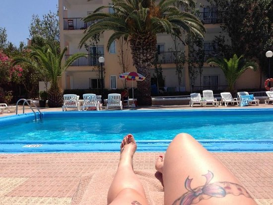 Apartahotel Maritim: pool