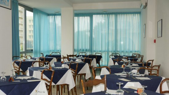 Hotel Roma: Sala  Pranzo  ......nuova  gestione!!