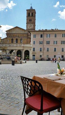 Ristoranti Sabatini in Trastevere