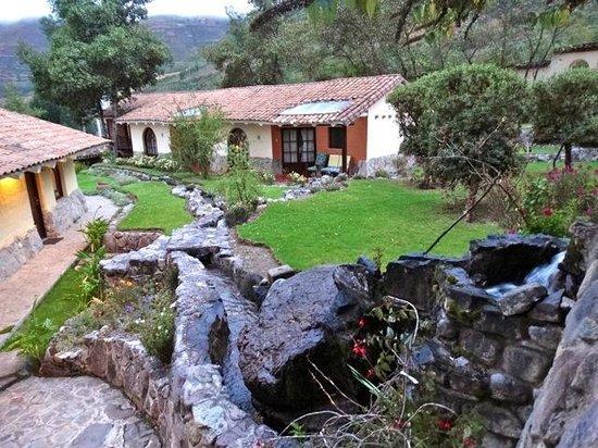 Hotel Hacienda del Valle: chambres