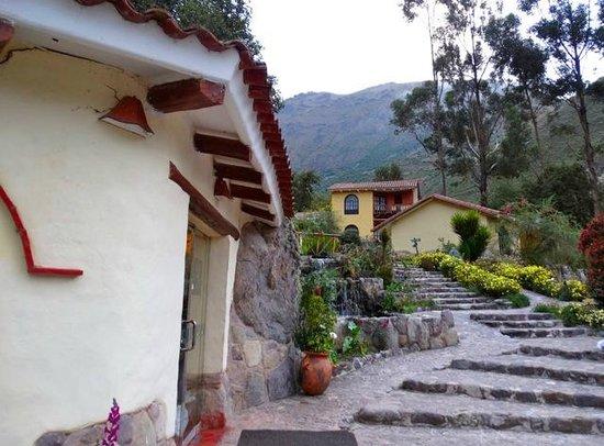 Hotel Hacienda del Valle: hôtel