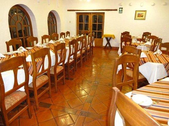 Hotel Hacienda del Valle: salle à manger