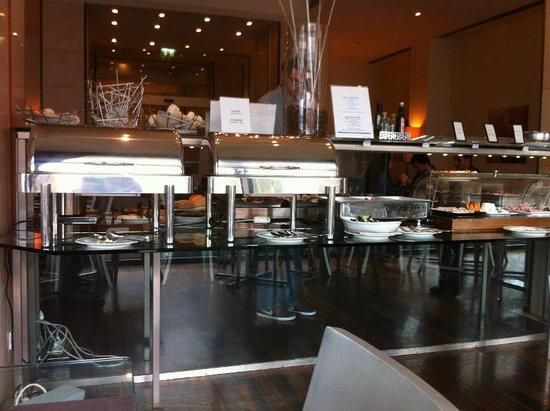 Hilton Florence Metropole : Frühstückssaal