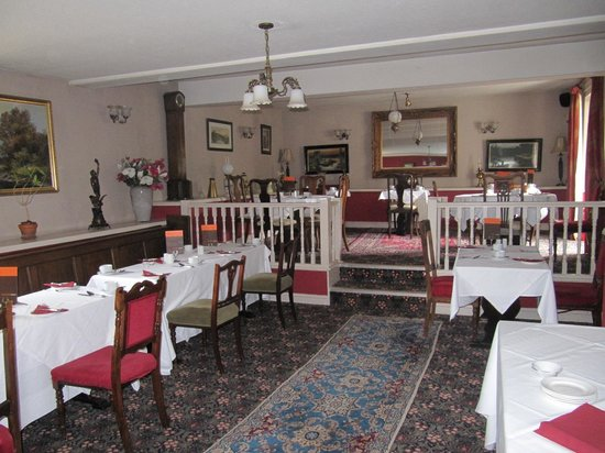 The Royal at Dockray: Dining/Breakfast room.