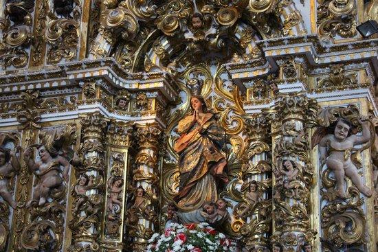 Igreja Sao Francisco : Capilla