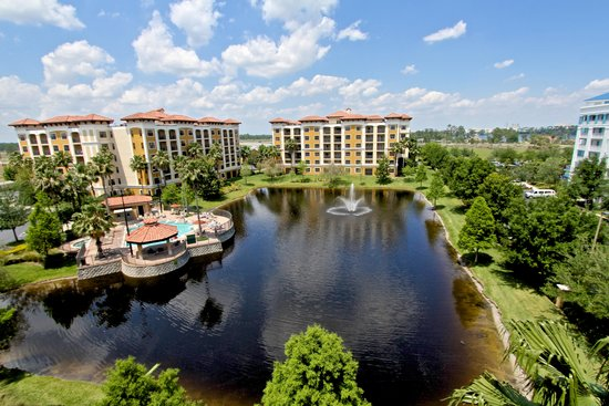 Floridays Resort Orlando : Balcony View