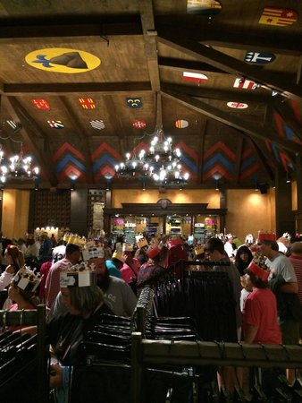 Medieval Times Dinner & Tournament: Great Hall