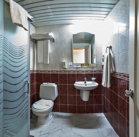 Santa Sophia Hotel : Bathroom