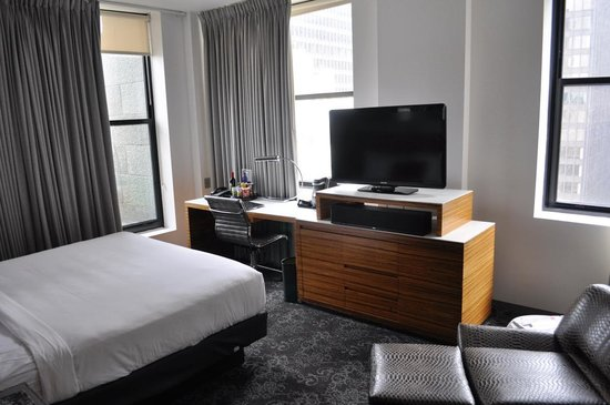 Hard Rock Hotel Chicago : 2502 with a view