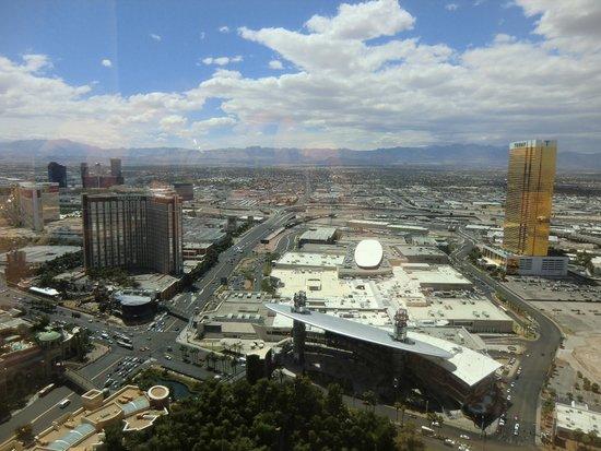 Wynn Las Vegas: Aussicht