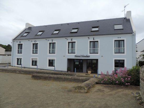 Hotel Vauban : L'hôtel Vauban
