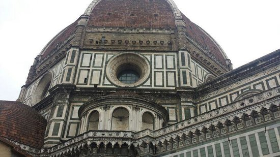 Hotel Duomo Firenze: So close