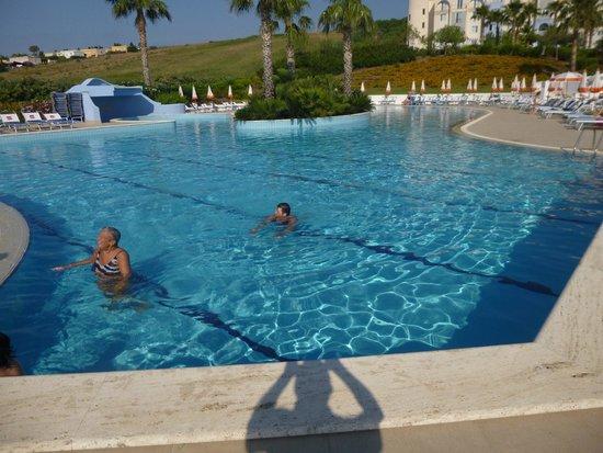 Costanza Beach Club : très belle piscine