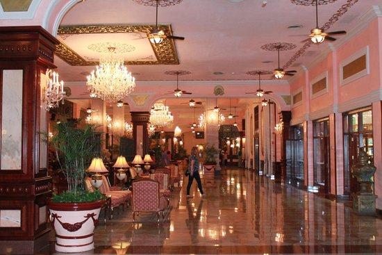 Hotel Riu Palace Riviera Maya: reception