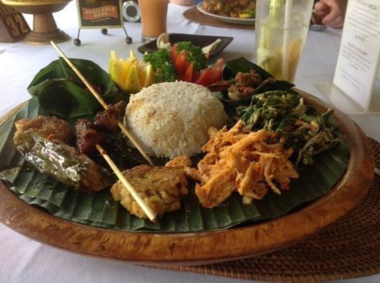 Cafe Wayan & Bakery : assortiment de specialités balinaises