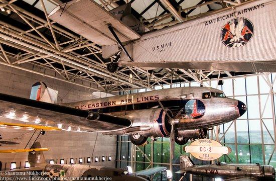 Museo Nacional del Aire y el Espacio: Smithsonian 4