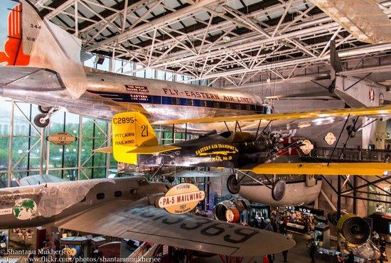 Museo Nacional del Aire y el Espacio: Smithsonian 2