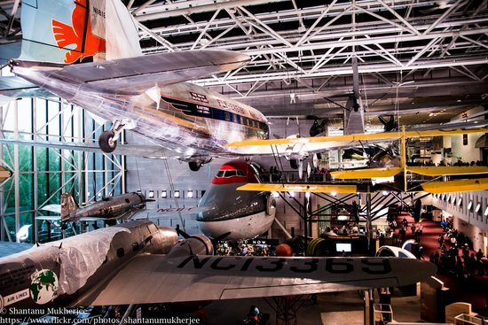 Museo Nacional del Aire y el Espacio: Smithsonian 1