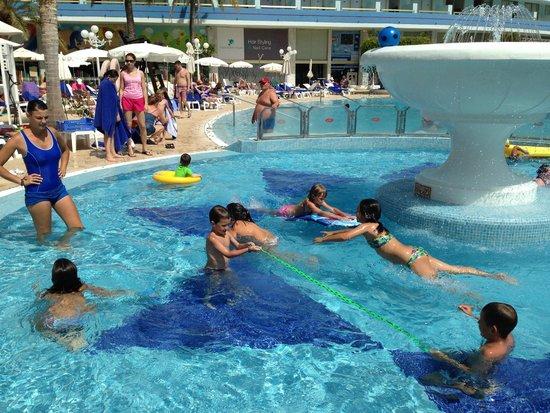 Mediterranean Palace Hotel: Детский бассейн