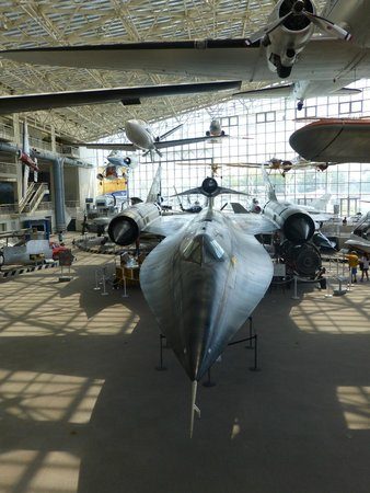 The Museum of Flight: Lockheed M-21 and D-21 Drone
