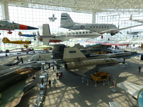 The Museum of Flight: Great Gallery
