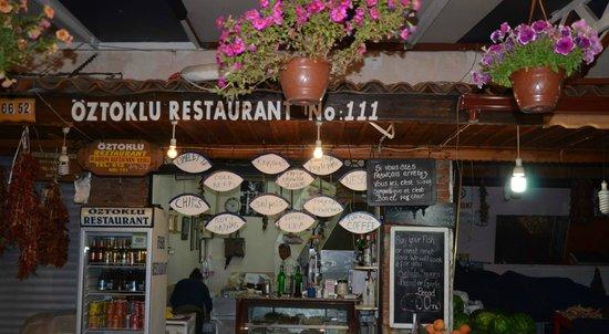 Oztoklu Restaurant