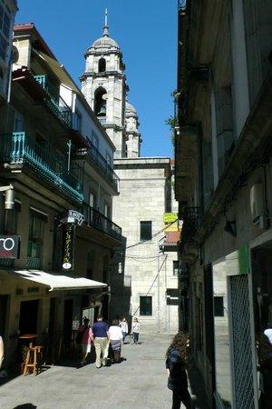 Casco Vello Vigo: Tapas & Wines old town of Vigo