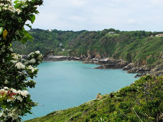 Maison de Bas Villa: Walk around Guernsey and see what it has to offer.
