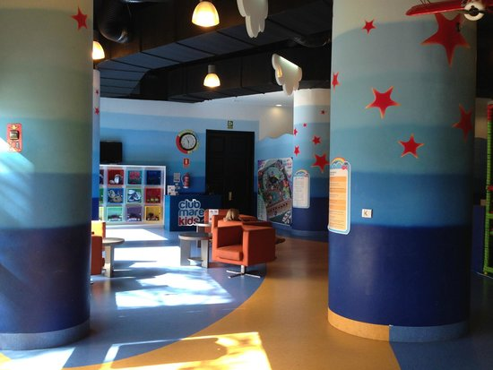 Mediterranean Palace Hotel: Детский клуб