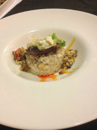 Eighth Bastion Hotel : Dinner