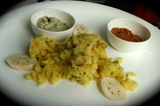 Eighth Bastion Hotel : Kerala Breakfast