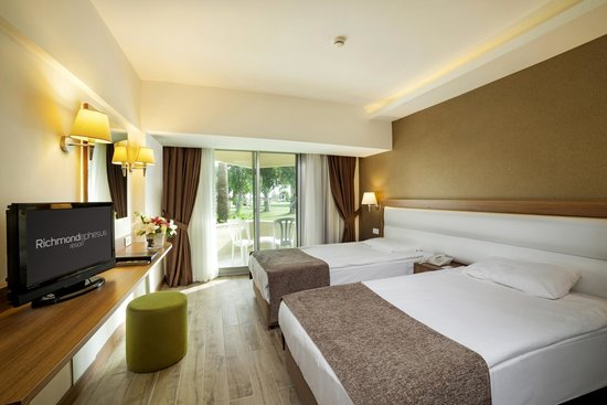 Richmond Ephesus Resort: Standart Villa Oda