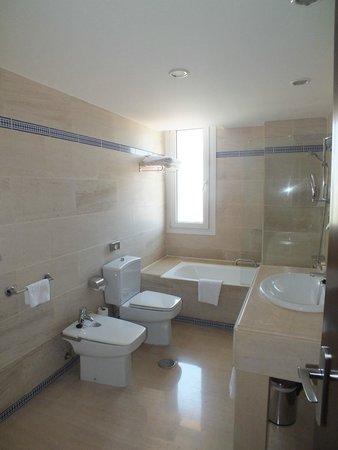 NH Cordoba: la salle de bain