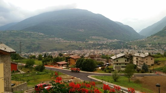 Hotel Campelli : vista