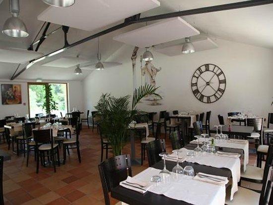 La Maison de Grave: Restaurant