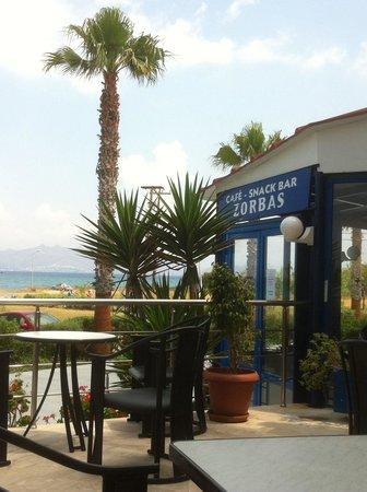 Costa Angela: Hauseigene Taverne