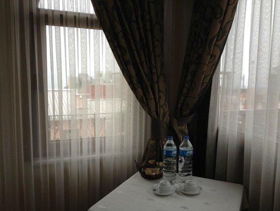 Seven Hills Hotel: Вид из номера
