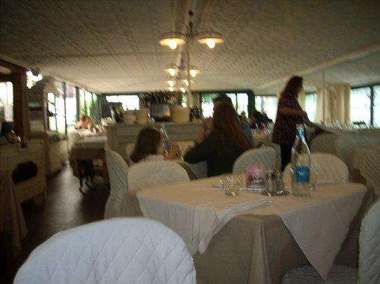 Sala picture of ristorante giardino ancona tripadvisor