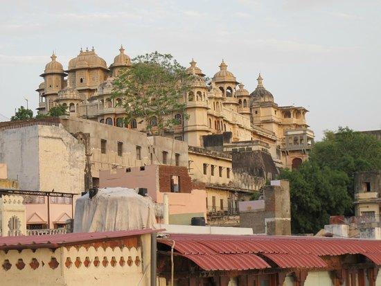 Hotel Aashiya Haveli: Muy buenas vistas...