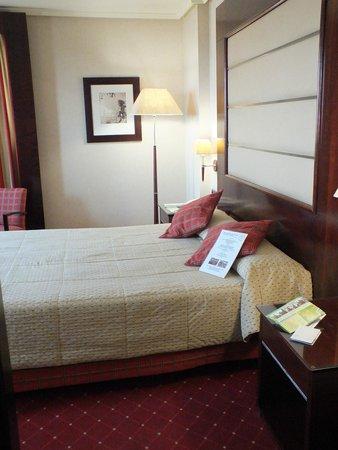 Hotel Sevilla Center: la chambre