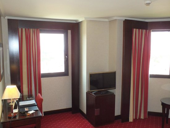 Sevilla Center Hotel : re:la chambre