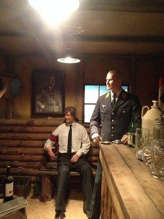 Eden Camp Modern History Theme Museum: mines a pint