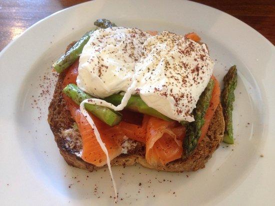 Zest: egg & bread