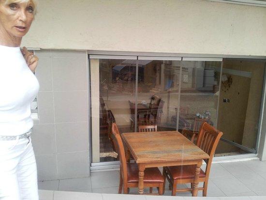 Asitane Hotel: salle petit déjeuner
